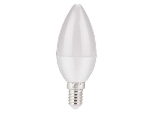 Žiarovka LED mini, 5W, 410lm, E14, 6500K, pr.37mm, EXTOL LIGHT - 0big