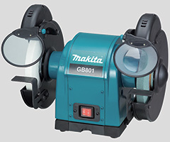 Makita GB801 Stolová brúska - 0big
